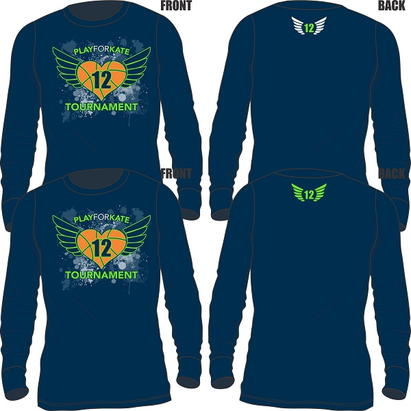 2018 Tournament Long Sleeve Shirt