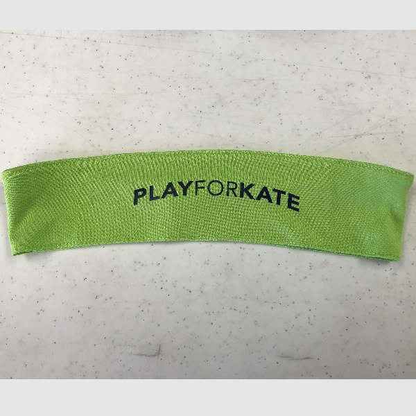 Lime Green Play for Kate Headband