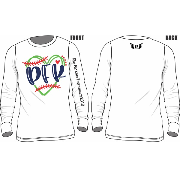2019 Softball Tournament T-Shirt